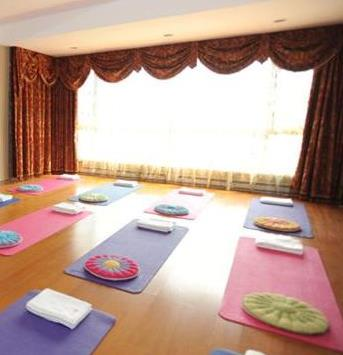 北京瑜伽馆加盟图片