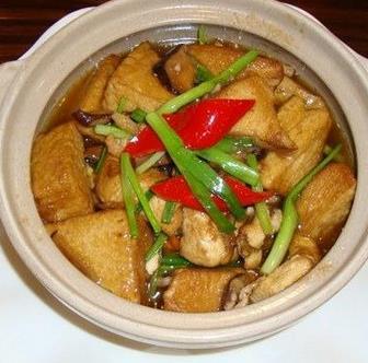 客家豆腐煲加盟