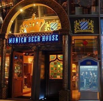蓝堡啤酒屋加盟