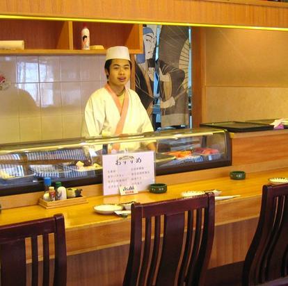 朝日屋日本料理加盟