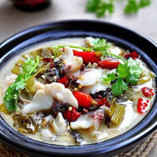 老坛酸菜鱼加盟