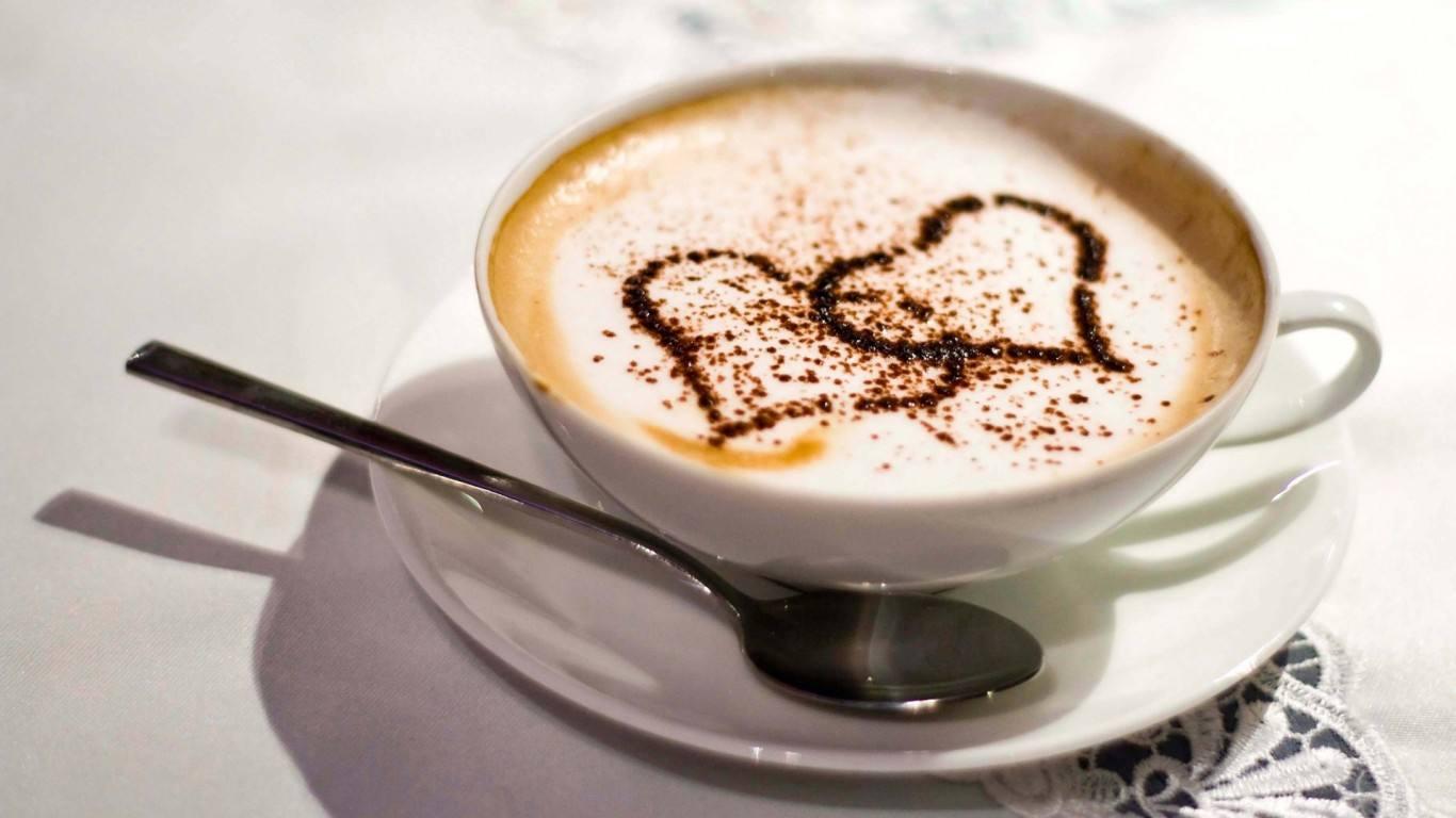 雅迪咖啡加盟图片
