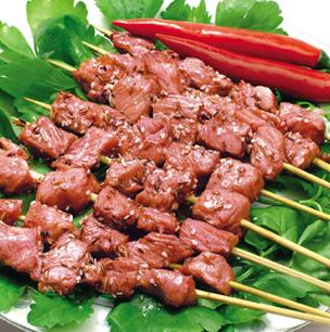 新疆人羊肉串诚邀加盟