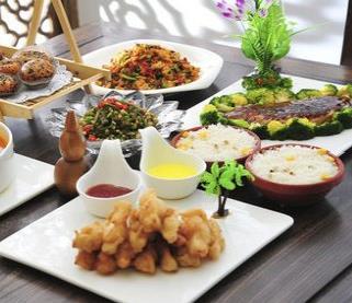 健康家园素食馆加盟