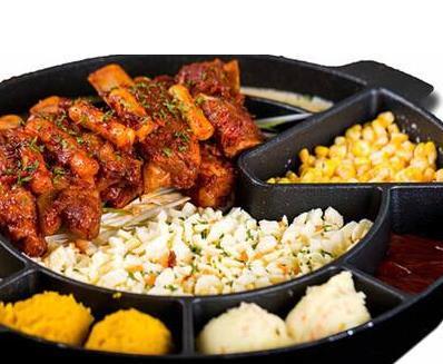 韩国年糕料理