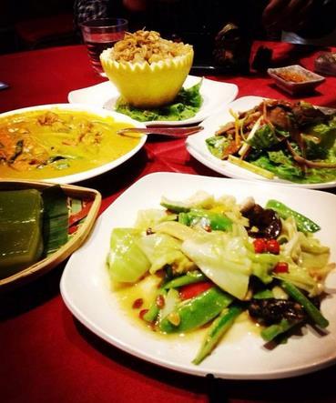 东南亚料理加盟