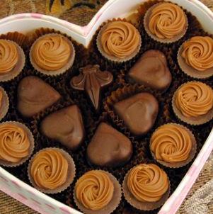 黛堡嘉莱巧克力