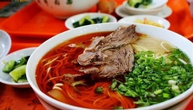 中(zhong)國蘭州(zhou)牛(niu)肉拉面
