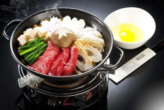 八重櫻壽喜鍋