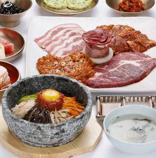 南山韩国料理加盟