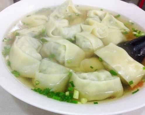 上海菜肉大馄饨加盟