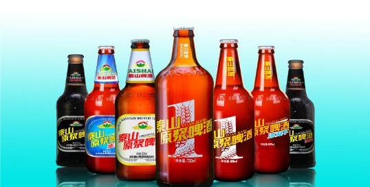 泰山原浆啤酒多少钱一瓶