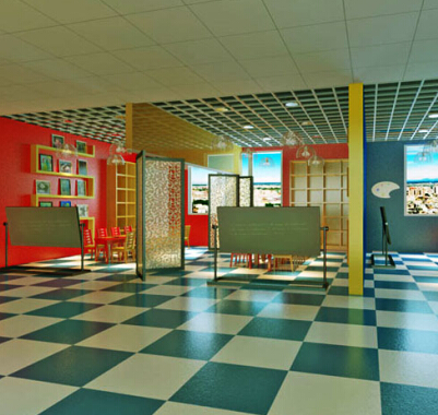 心园米罗国际美术教育加盟图片