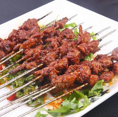 新疆烤羊肉加盟图片