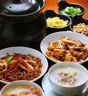 悦中餐厅加盟