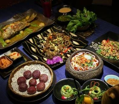云南特色餐厅