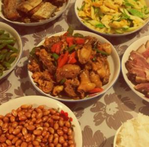 四季家常菜