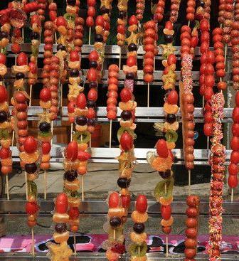 正宗老北京冰糖葫芦