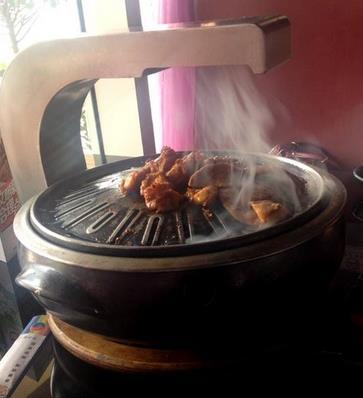 韩国烧烤加盟