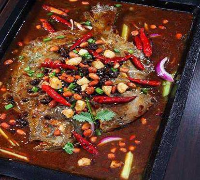 重庆烤鱼加盟图片