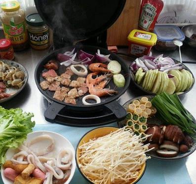 自(zi)助烤肉