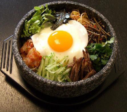韩式石锅拌饭加盟