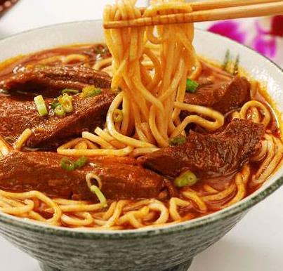 台湾牛肉面加盟图片