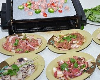 东北烤肉加盟图片