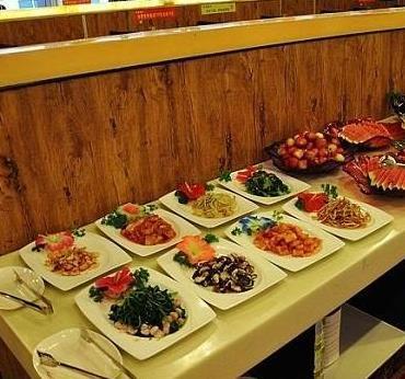 韩式自助烧烤加盟图片