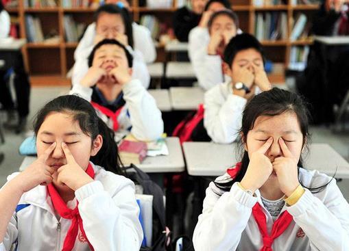 上海视力保健加盟图片