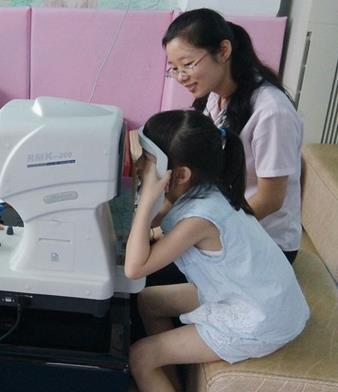湖南视力保健加盟图片