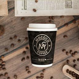 摩珂珂咖啡加盟图片