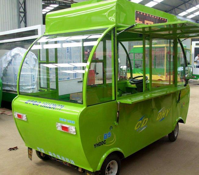 广州早餐车