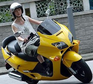 出售全新摩托车