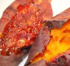 台湾烤红薯