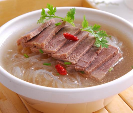 牛肉粉丝汤加盟