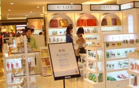 十大品牌化妆品加盟