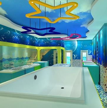 广州幼儿游泳馆加盟加盟
