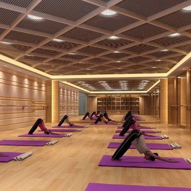 广州瑜伽馆加盟图片