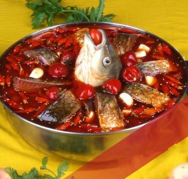 刘一桌火锅鱼加盟