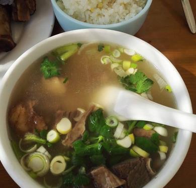 大众牛肉汤