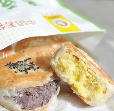 張娜綠豆餅