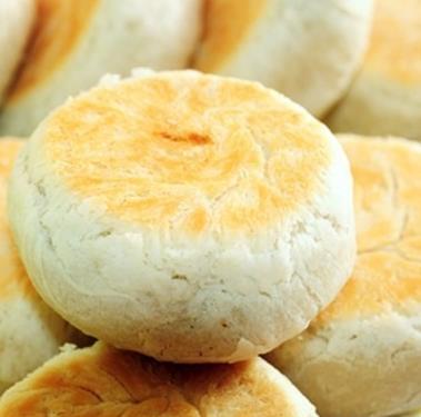 清宫绿豆饼