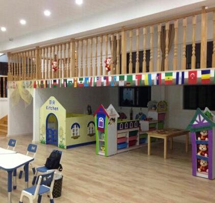 DIC国际幼儿园加盟图片