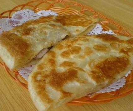 千品福熏肉大饼加盟