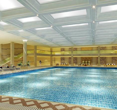 上海幼儿游泳馆加盟图片