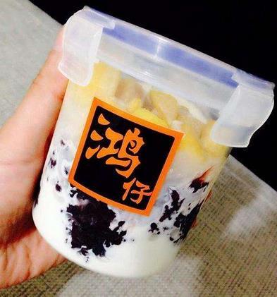 鸿仔港式奶茶加盟