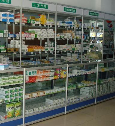 上海药店加盟加盟图片