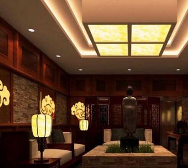 上海养生馆加盟加盟图片