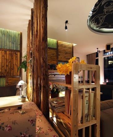 主题咖啡厅加盟图片